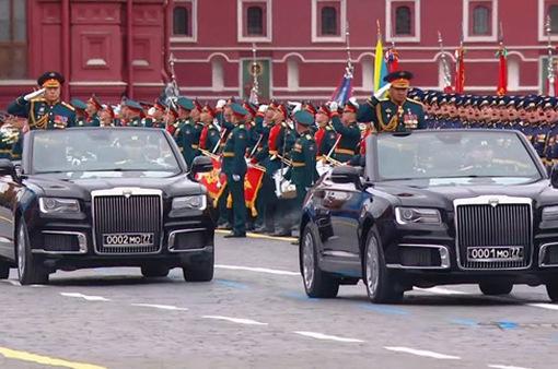 LB Nga long trọng tổ chức lễ duyệt binh kỷ niệm 76 năm chiến thắng trong Chiến tranh Vệ quốc vĩ đại