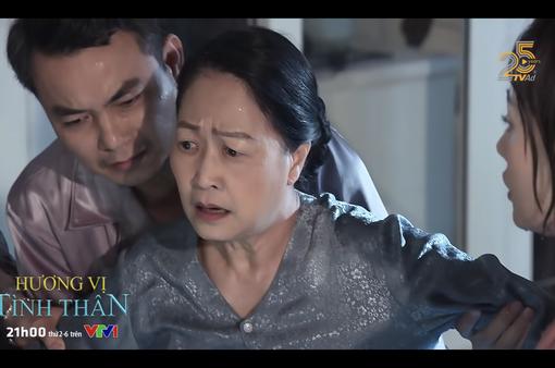 NSND Như Quỳnh từng có ý định từ chối tham gia phim Hương vị tình thân