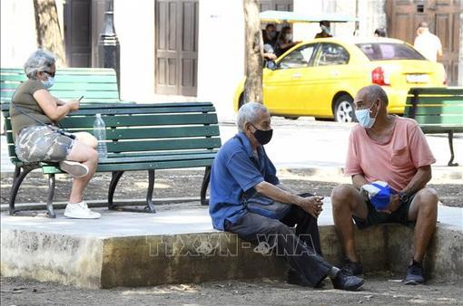 Cuba ghi nhận số ca mắc mới cao kỷ lục trong vòng 1 tháng