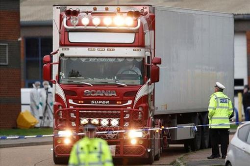 Vụ 39 thi thể trong xe tải ở Anh: Bắt giữ thêm một công dân Romania