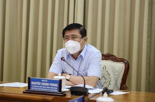 """""""Giãn cách xã hội thêm 14 ngày nhưng TP Hồ Chí Minh sẽ tùy tình hình, điều chỉnh biện pháp phòng dịch phù hợp"""""""