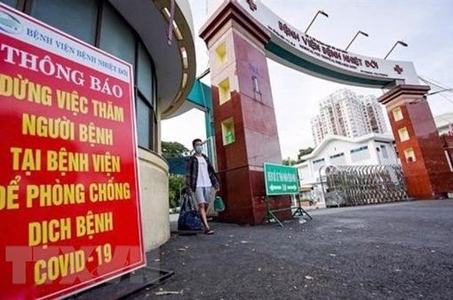 Hàng loạt chuỗi lây nhiễm SARS-CoV-2 tại TP Hồ Chí Minh