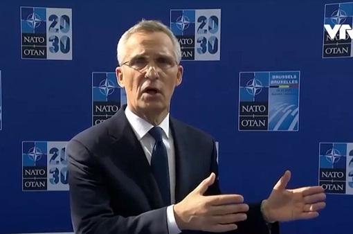 """""""Trung Quốc không phải đối thủ, không phải kẻ thù của NATO"""""""
