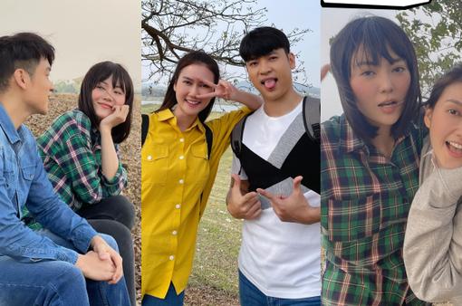 Mùa hoa tìm lại: Loạt ảnh thanh xuân của Việt, Lệ và Tuyết khi tình yêu chưa chen vào giữa