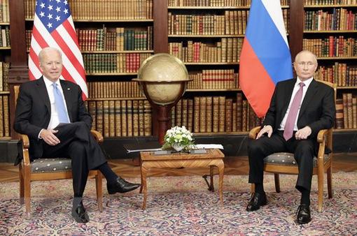 Thượng đỉnh Nga - Mỹ: Chương mới trong quan hệ hai nước?