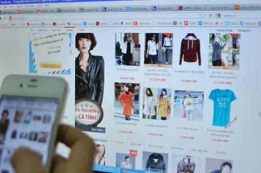 Sàn thương mại điện tử sẽ phải nộp thuế thay cho các cá nhân kinh doanh