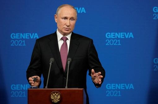 Tổng thống Nga Vladimir Putin: Cuộc gặp Nga - Mỹ diễn ra một cách có nguyên tắc