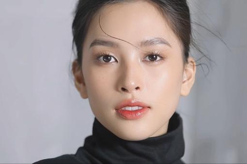 Vẻ đẹp trong veo của Hoa hậu Tiểu Vy