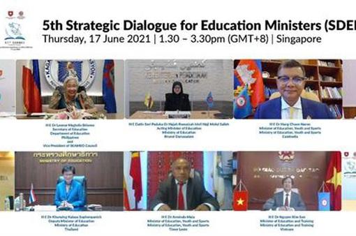 Những chuyển đổi sáng tạo trong giáo dục ở Đông Nam Á thông qua quan hệ đối tác