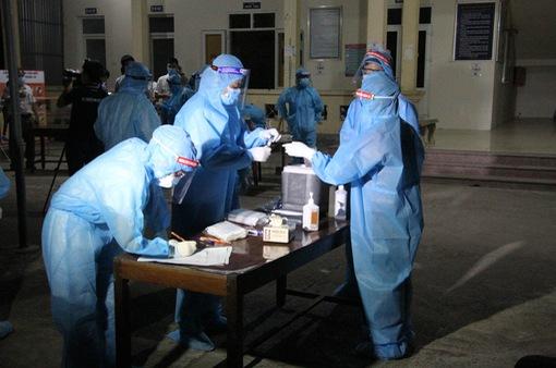 Nghệ An có thêm 2 trường hợp dương tính SARS-CoV-2 tại huyện Diễn Châu