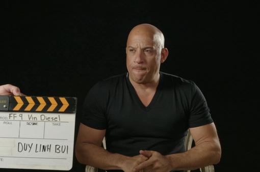 Vin Diesel trên Chuyển động 24h: Đạo diễn có đề cập với tôi chuyện đến Việt Nam quay phim
