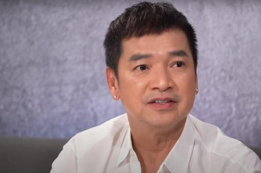 Diễn viên Quang Minh trào nước mắt khi nhắc tới 2 con