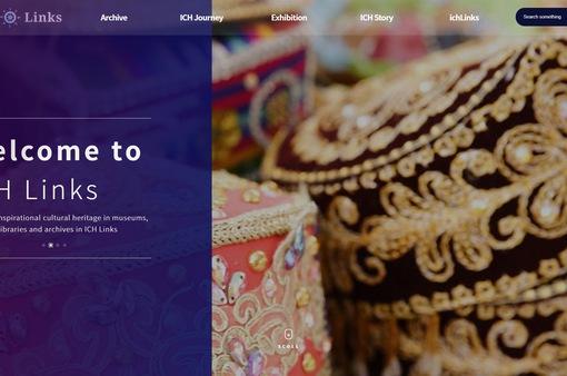 IchLinks - nền tảng chia sẻ thông tin về di sản văn hóa phi vật thể châu Á