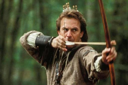 Kevin Costner kỷ niệm 30 năm bộ phim kinh điển Robin Hood: Prince of Thieves