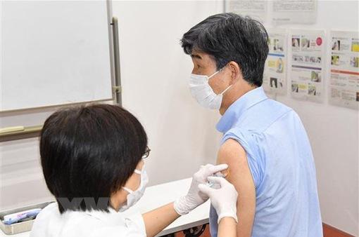 Tiêm chủng đồng bộ tại nơi làm việc ở Nhật Bản
