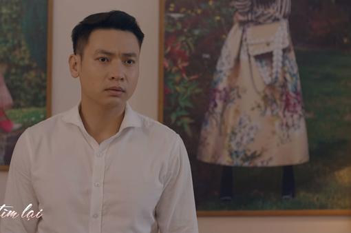 Mùa hoa tìm lại - Tập 13: Việt đần mặt nhìn Lệ lao vào ôm chặt Đồng