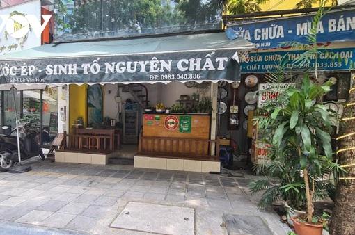 Chủ hàng quán ở Hà Nội lao đao vì COVID-19, mong cuộc sống trở lại bình thường