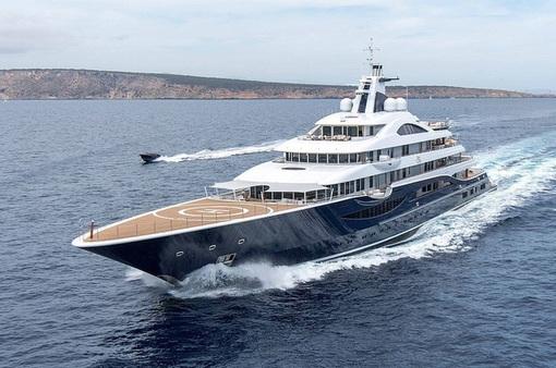 """Dịch vụ nghỉ dưỡng trên du thuyền """"đắt khách"""" tại Dubai"""
