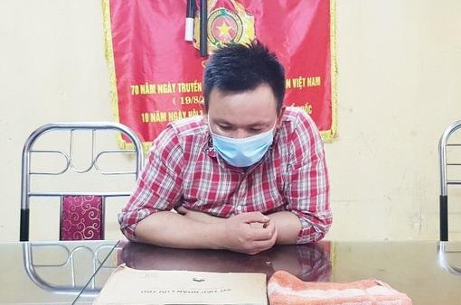 Khởi tố cặp tình nhân không khai báo y tế, làm lây lan dịch COVID-19