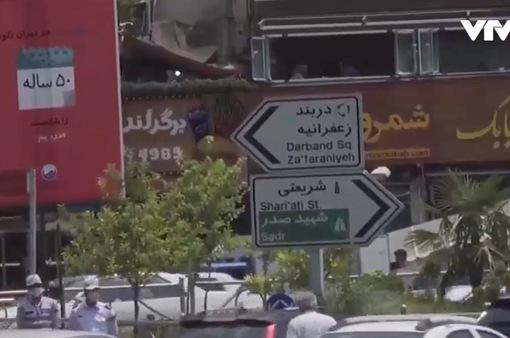 Iran phá âm mưu tấn công cơ quan năng lượng nguyên tử