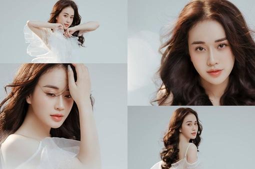 MC Ngô Mai Phương khoe vẻ đẹp trong veo trong bộ ảnh mới