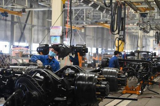 Kinh tế Trung Quốc đối diện áp lực suy giảm nửa cuối năm 2021