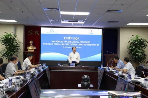 Các nhà máy thủy điện trên bậc thang sông Đà đảm bảo an toàn và ổn định trước mùa lũ năm 2021