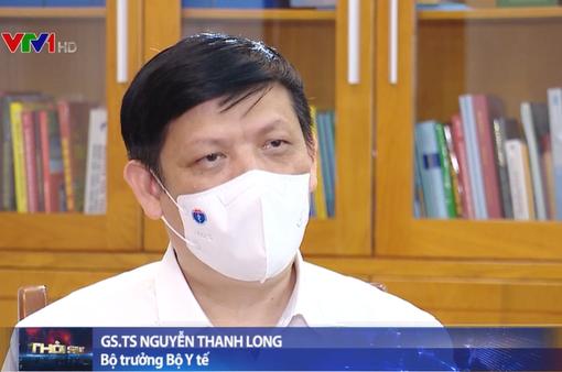 Bộ trưởng Bộ Y tế: Xét nghiệm là mấu chốt rất quan trọng để kiểm soát dịch