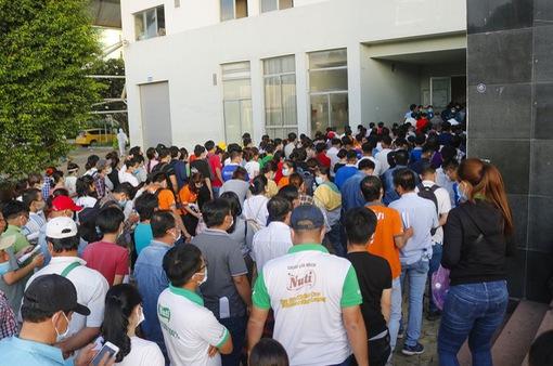 Đảm bảo an toàn ở điểm tiêm chủng đông nhất TP Hồ Chí Minh