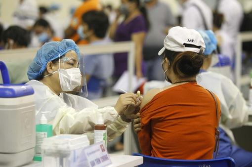 Đơn giản hóa quy trình tiêm vaccine phòng COVID-19