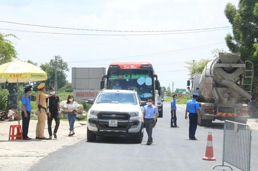 Hà Nội: 1.417 lượt phương tiện không được vào thành phố
