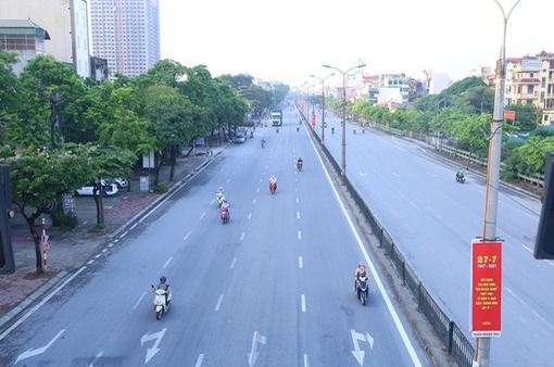 Các phương tiện được ưu tiên hoạt động trên địa bàn Hà Nội trong thời gian giãn cách xã hội