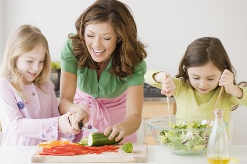 Những thực phẩm tăng cường sức đề kháng cho trẻ