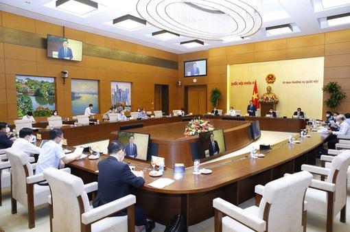 Chính phủ đề xuất Quốc hội 6 nội dung liên quan đến phòng, chống dịch bệnh COVID-19