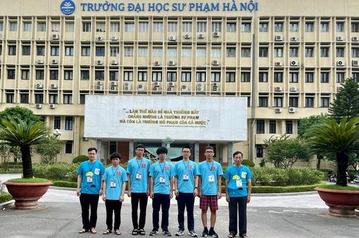 Việt Nam giành 3 huy chương Vàng, 2 huy chương Bạc tại Olympic Vật lý 2021