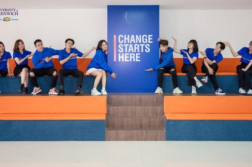 Chọn Đại học Greenwich (Việt Nam) để thành công dân toàn cầu am hiểu địa phương
