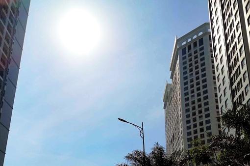 Hà Nội và Quảng Ninh có chỉ số nóng bức ở mức nguy hiểm