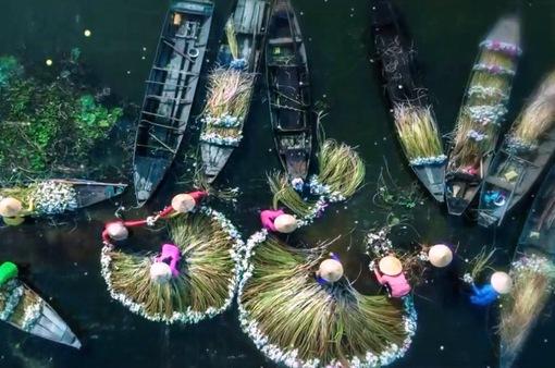 Việt Nam tuyệt đẹp nhìn từ lưng chừng trời