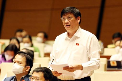 Bộ trưởng Bộ Y tế: Việt Nam sẽ có nhà máy sản xuất vaccine quy mô trên 100 triệu liều