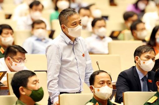 ĐBQH Nguyễn Lân Hiếu đề xuất 3 nguyên tắc và 3 tầng chống dịch COVID-19