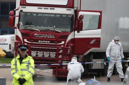 Vụ 39 thi thể trong xe tải ở Anh: Bị cáo người Romania phải bồi thường cho gia đình các nạn nhân