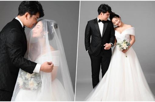"""Ảnh cưới tình bể bình của cặp đôi Núi - Hoa trong """"Mùa hoa tìm lại"""""""