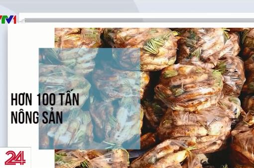 Lập quỹ thực phẩm gửi tới các khu cách ly tại TP Hồ Chí Minh
