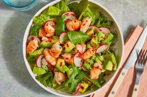 10 bữa ăn dinh dưỡng có thể chuẩn bị chỉ trong 15 phút