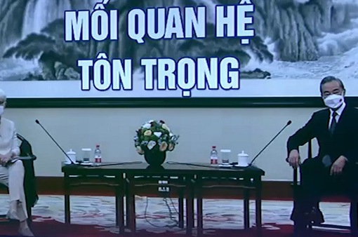 Thứ trưởng Ngoại giao Mỹ thăm Trung Quốc: Liệu có khơi thông các bất đồng?