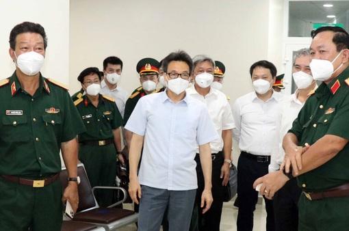 Phó Thủ tướng Vũ Đức Đam: Huy động mọi nguồn lực để chống dịch tại TP Hồ Chí Minh