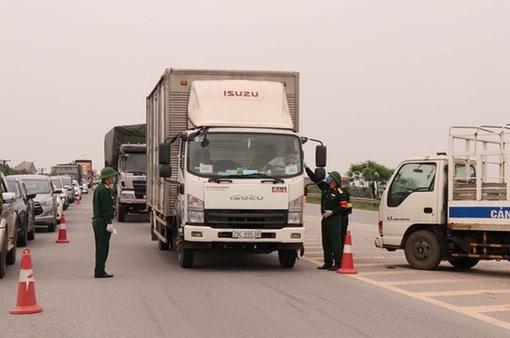Bộ NN-PTNT đề nghị loạt giải pháp cấp bách để lưu thông hàng hóa