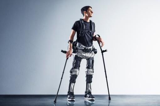 Khung robot dành cho người bị liệt