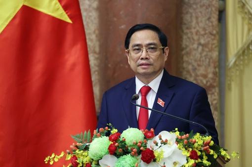 Thủ tướng Phạm Minh Chính giữ chức Phó Chủ tịch Hội đồng Quốc phòng và An ninh