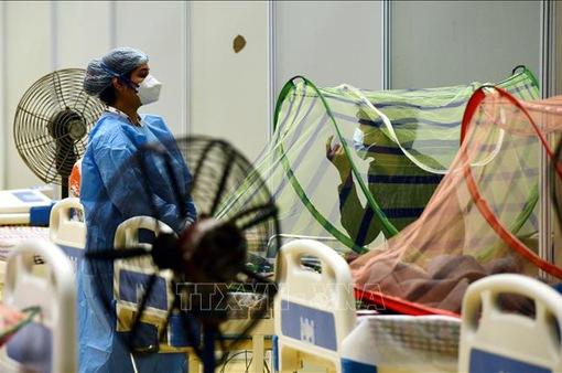 Số ca nhiễm mới COVID-19 ở Ấn Độ giảm mạnh